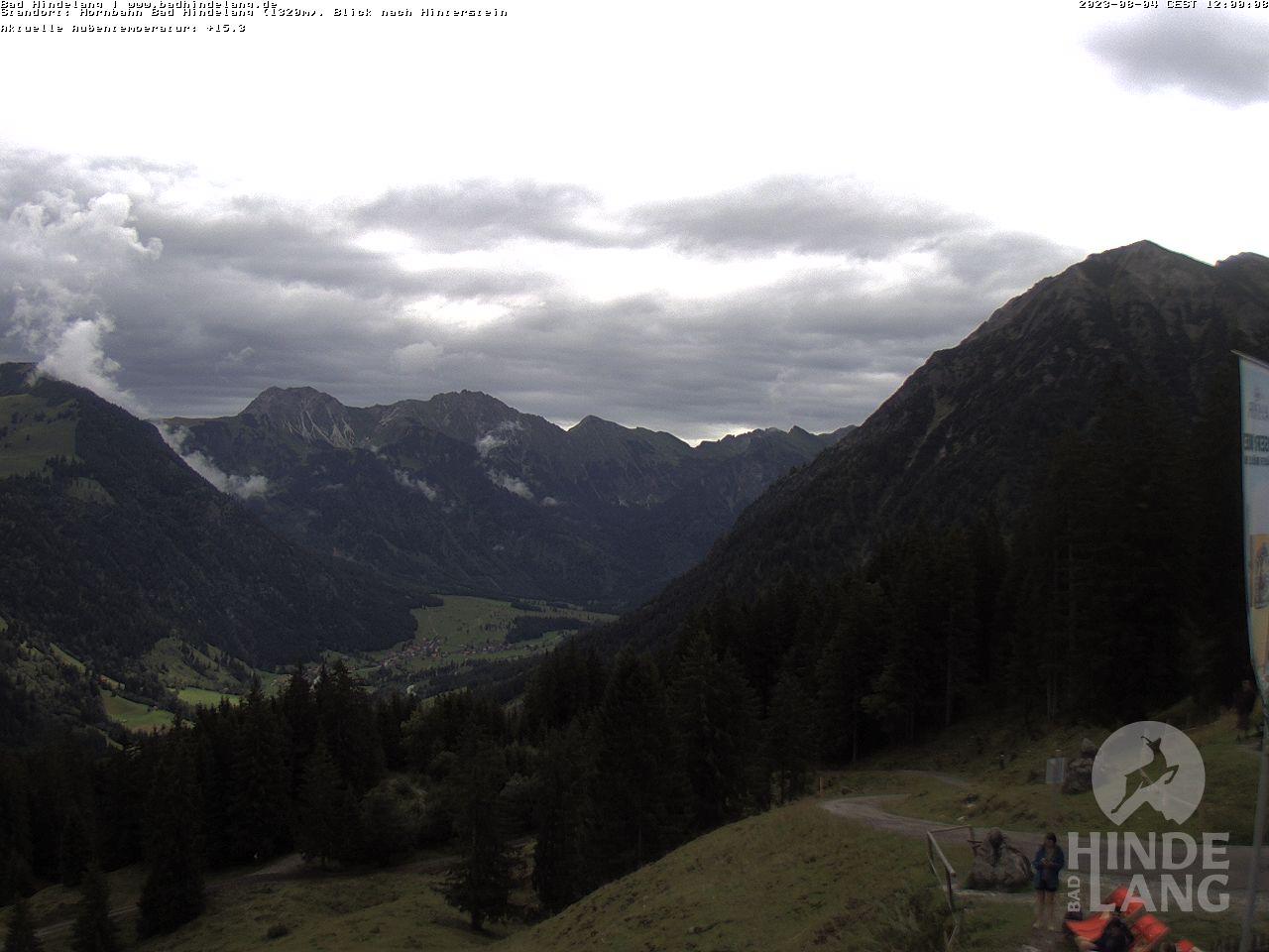 Webcam 2 Hornbahn Hindelang