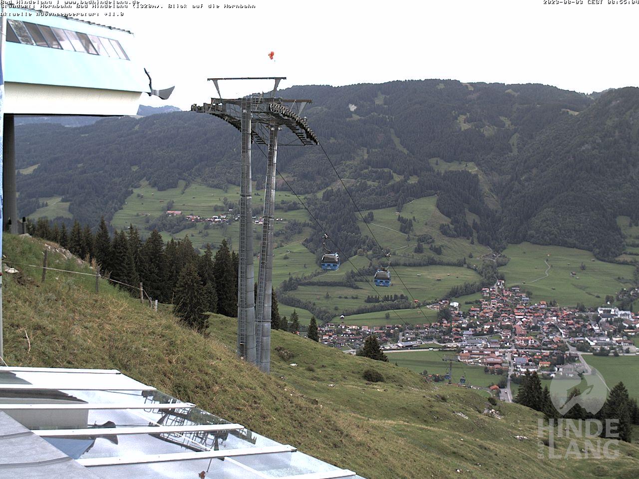 Bergstation Hornbahn Hindelang