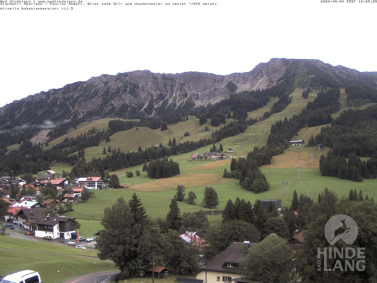 Webkamera Oberjoch-Bad Hindelang